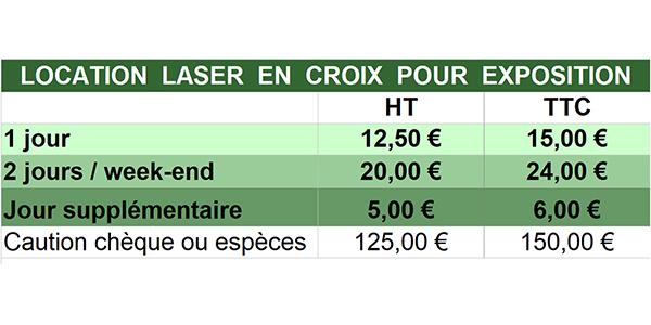 tarif laser600x300