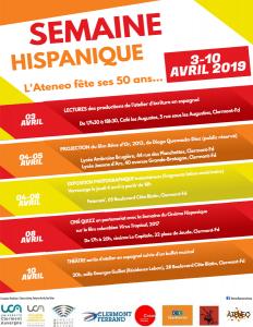 semaine Hispanique ATENEO
